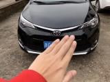 抵押车出售18年丰田雷凌中型车