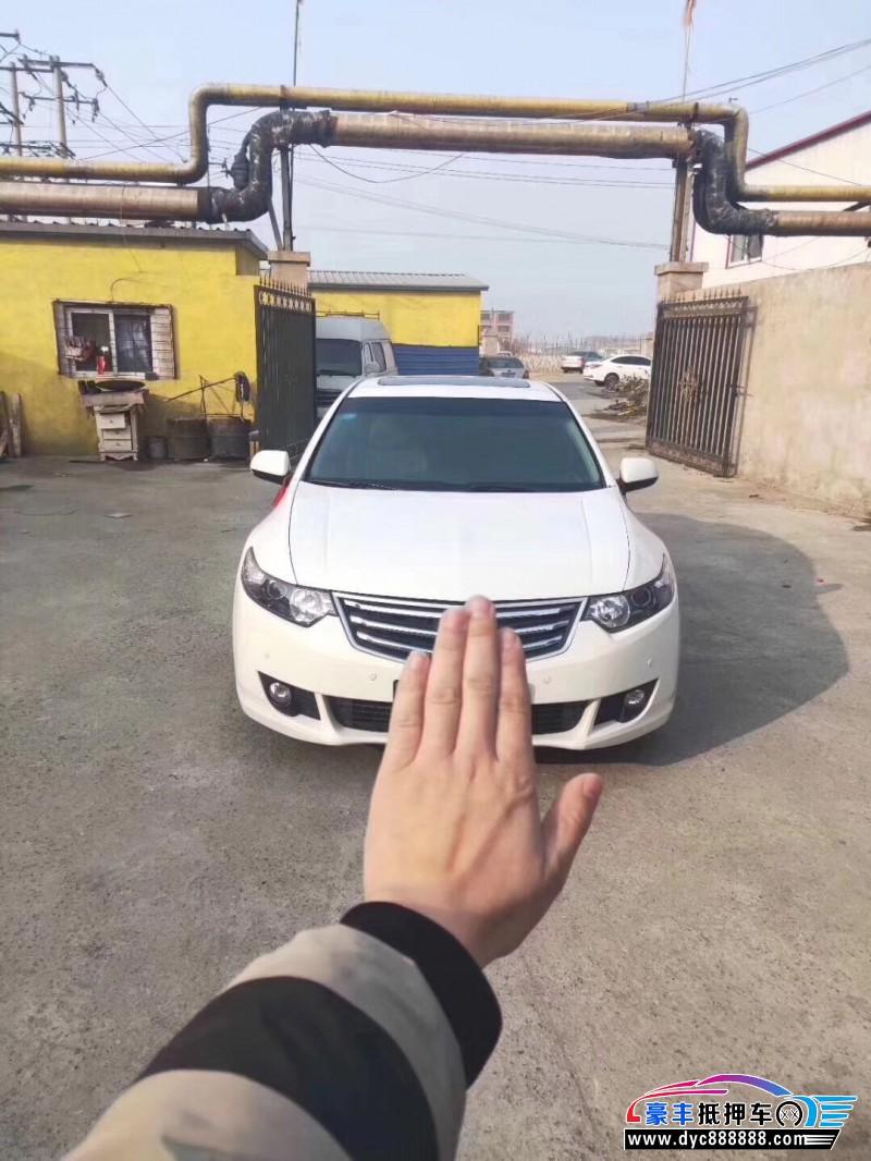 抵押车出售10年本田思铂睿紧凑型车