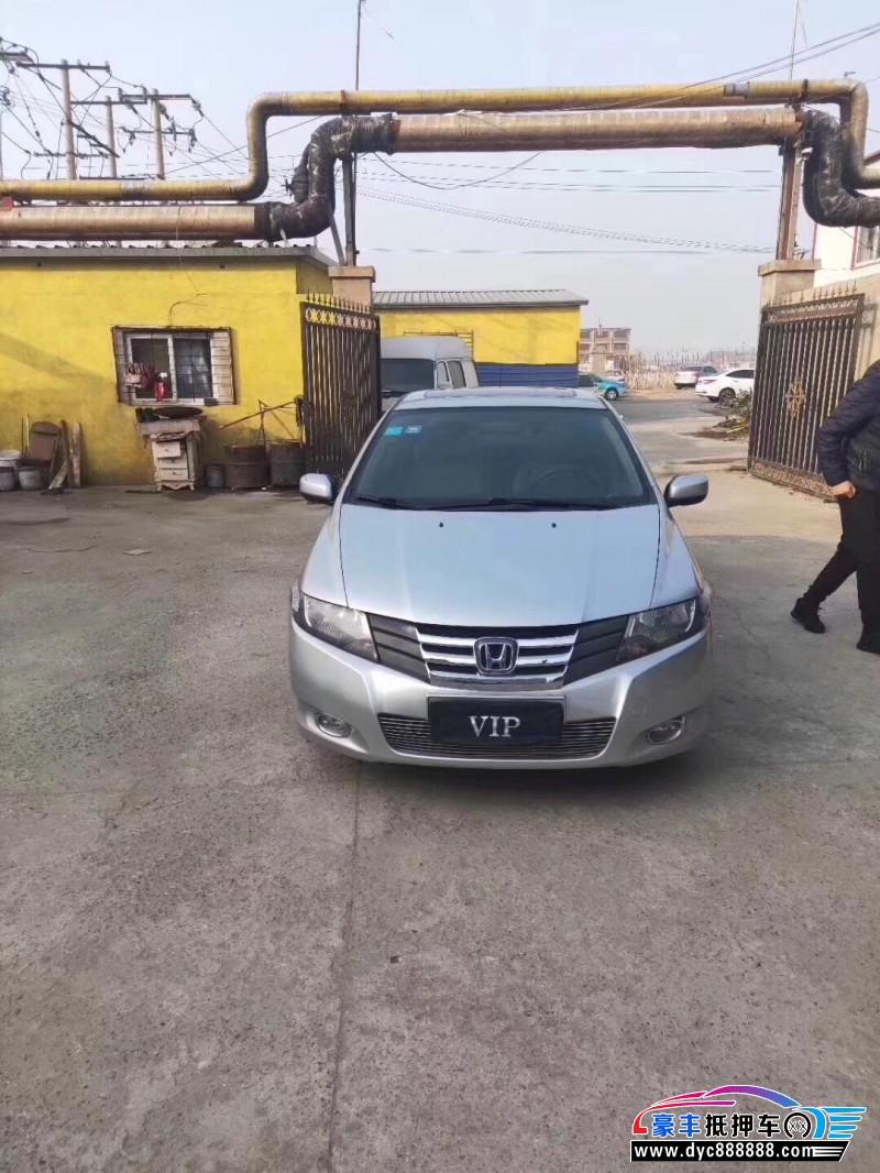 抵押车出售10年本田锋范紧凑型车