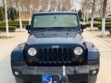 抵押车出售13年Jeep牧马人中型车