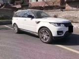 抵押车出售15年路虎揽胜运动版SUV