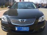 抵押车出售08年丰田凯美瑞中型车