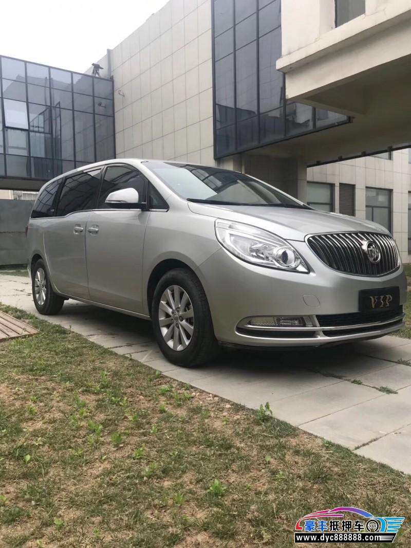 15年别克GL8MPV抵押车出售