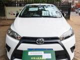 15年丰田YARiS L 致炫紧凑型车抵押车出售