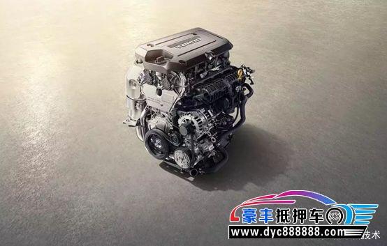 凯迪拉克XT5发动机