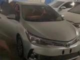 抵押车出售18年丰田卡罗拉轿车