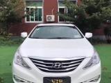 抵押车出售17年现代索纳塔八轿车