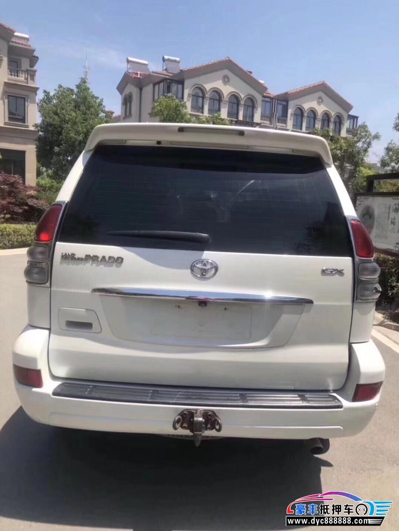 抵押车出售08年丰田锐志SUV