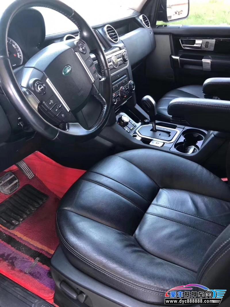 抵押车出售11年路虎发现4SUV