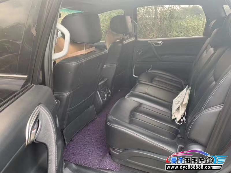 14年纳智捷大7 SUVSUV抵押车出售