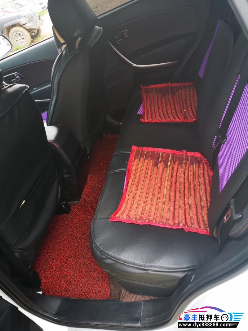 抵押车出售18年奔腾X80SUV