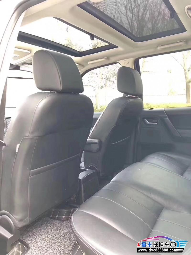 14年路虎神行者SUV抵押车出售