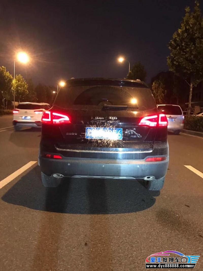 15年众泰大迈X5SUV抵押车出售