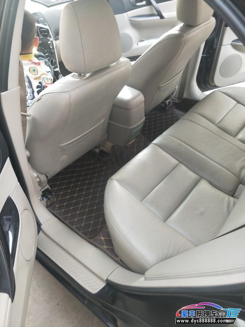 13年马自达马自达6轿车抵押车出售