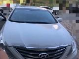 抵押车出售17年现代索纳塔轿车