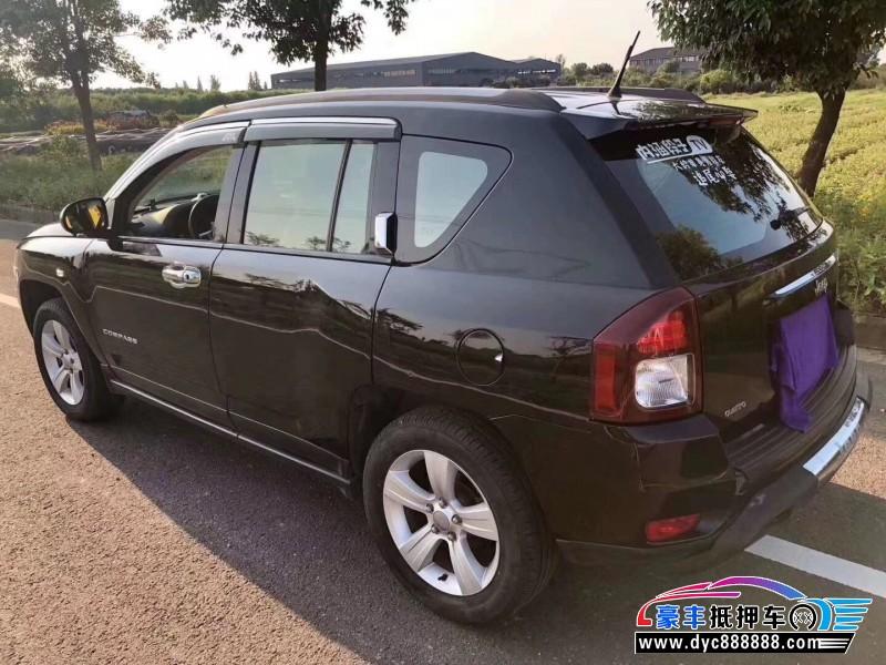 抵押车出售16年Jeep指南者SUV