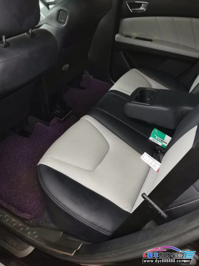 14年纳智捷优6 SUVSUV抵押车出售