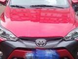 抵押车出售17年丰田YARiS L 致炫SUV