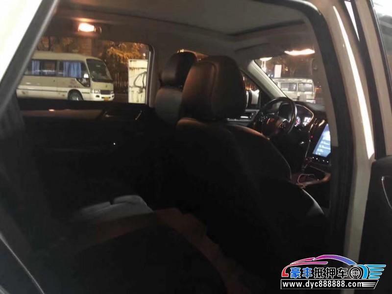16年荣威RX5SUV抵押车出售