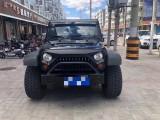 10年Jeep牧马人SUV
