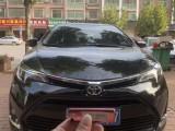 抵押车出售19年丰田雷凌轿车