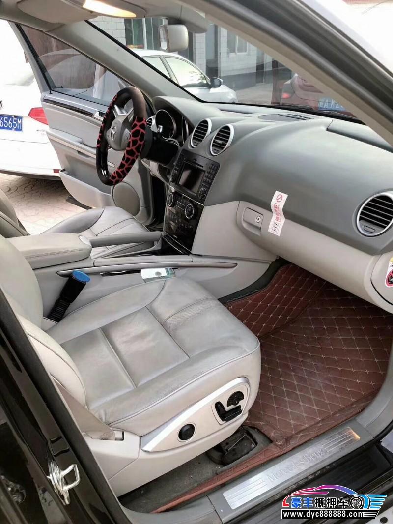 10年奔驰MLSUV抵押车出售