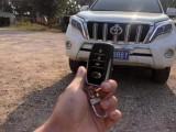亚博在线注册车出售14年丰田普拉多轿车