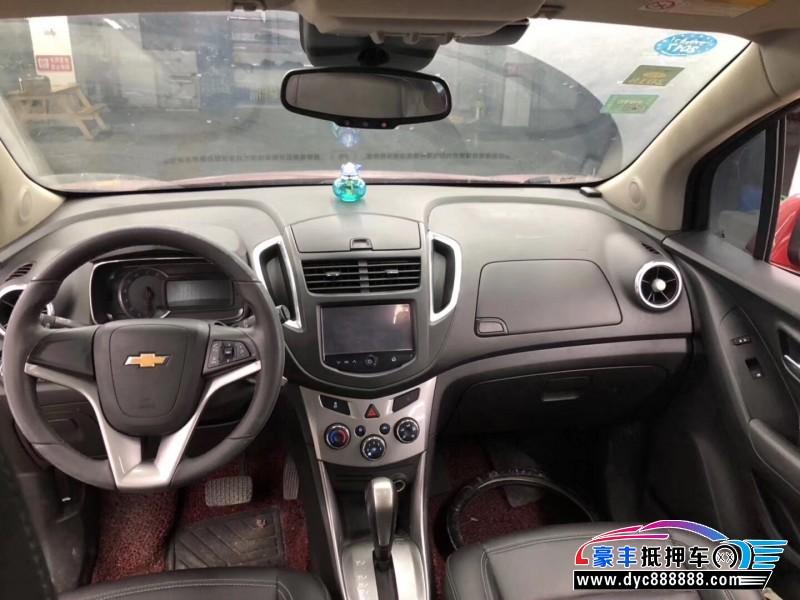 抵押车出售14年雪佛兰创酷SUV