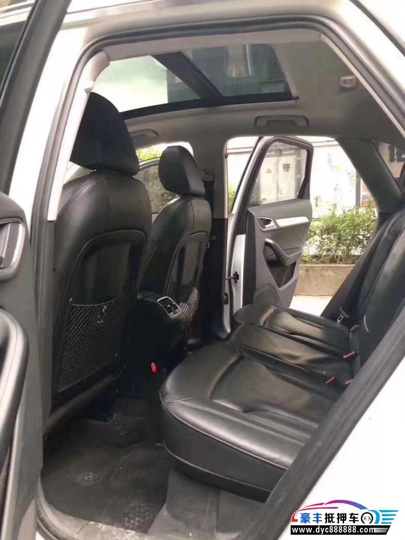抵押车出售14年奥迪Q3SUV