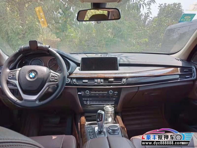 17年宝马X5SUV抵押车出售