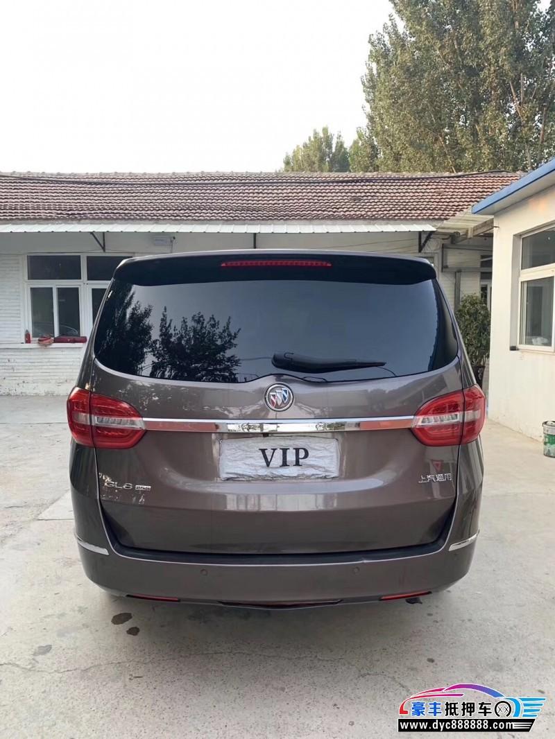 抵押车出售18年别克GL8MPV