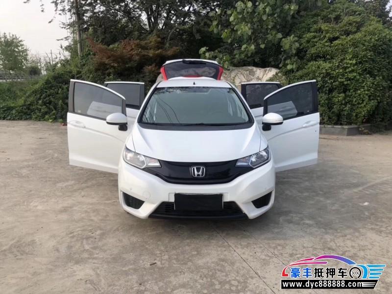 15年本田飞度轿车抵押车出售