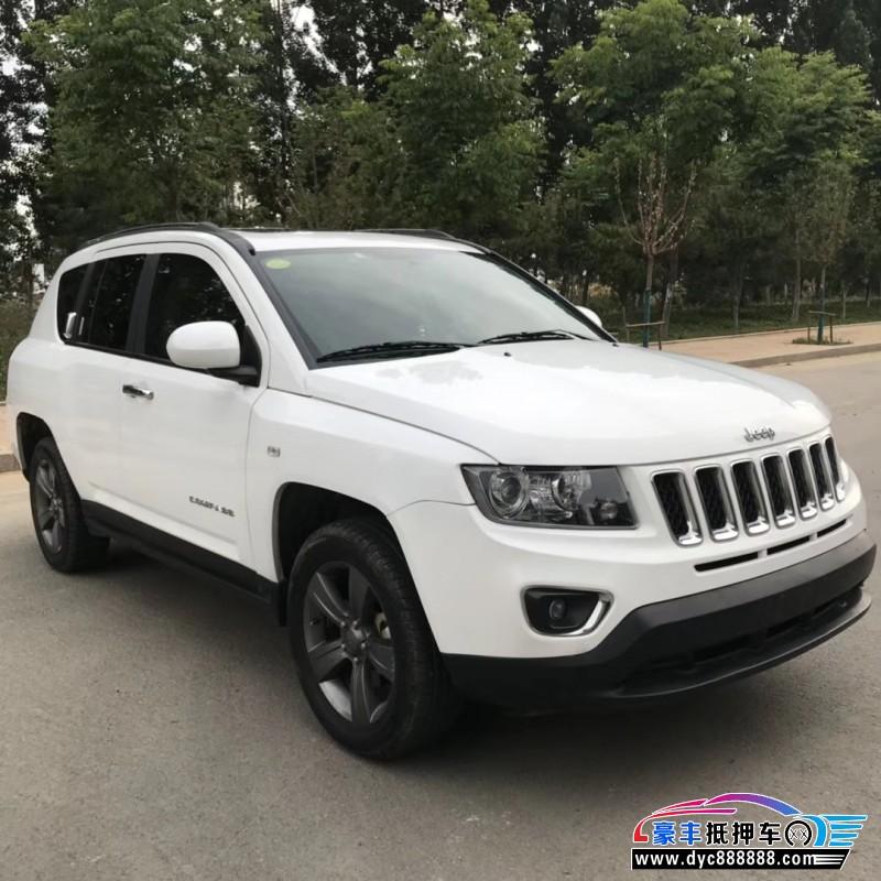 抵押车出售15年Jeep指南者SUV