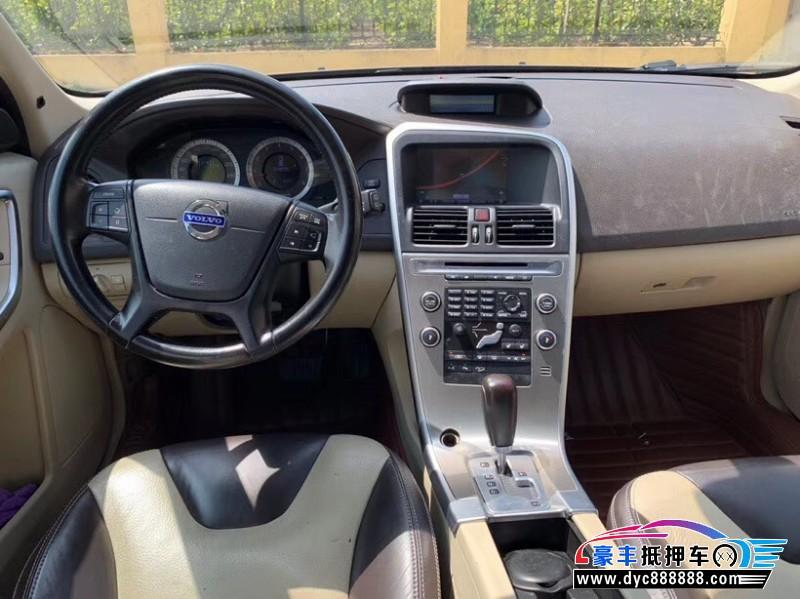 10年沃尔沃XC60SUV抵押车出售