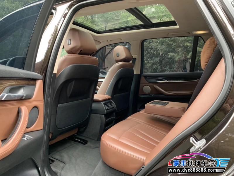 15年宝马X5SUV抵押车出售