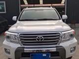 抵押车出售14年丰田兰德酷路泽SUV