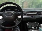 抵押车出售11年奥迪A8L轿车