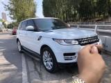 抵押车出售15年路虎揽胜运动SUV
