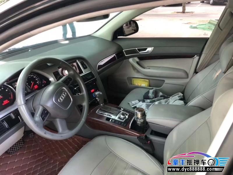 11年奥迪A6轿车抵押车出售