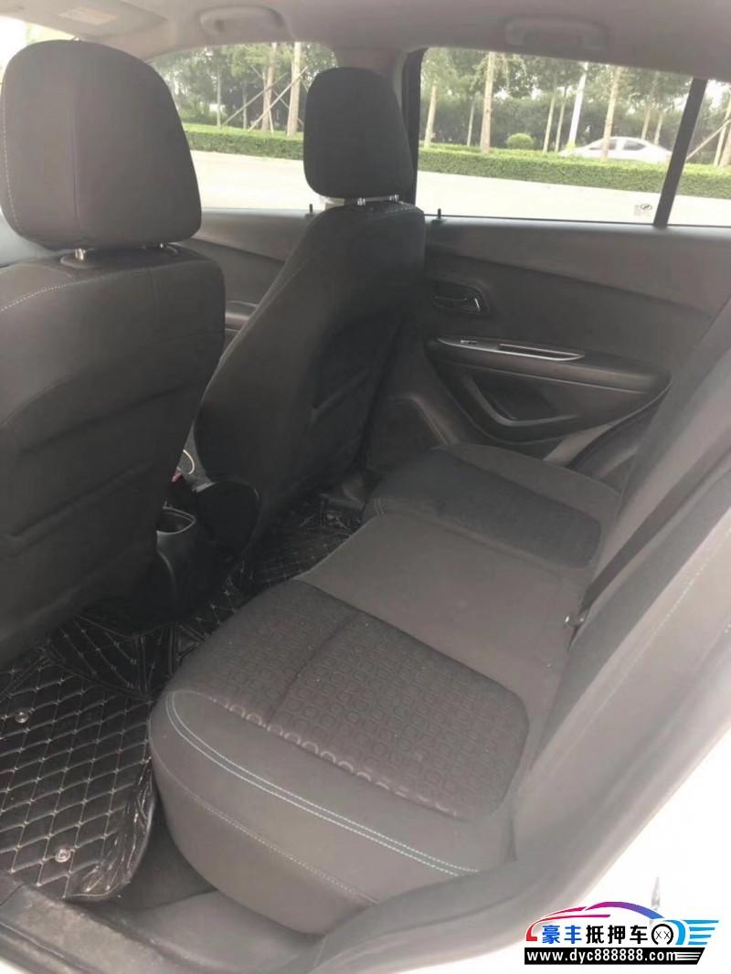 抵押车出售16年雪佛兰创酷SUV