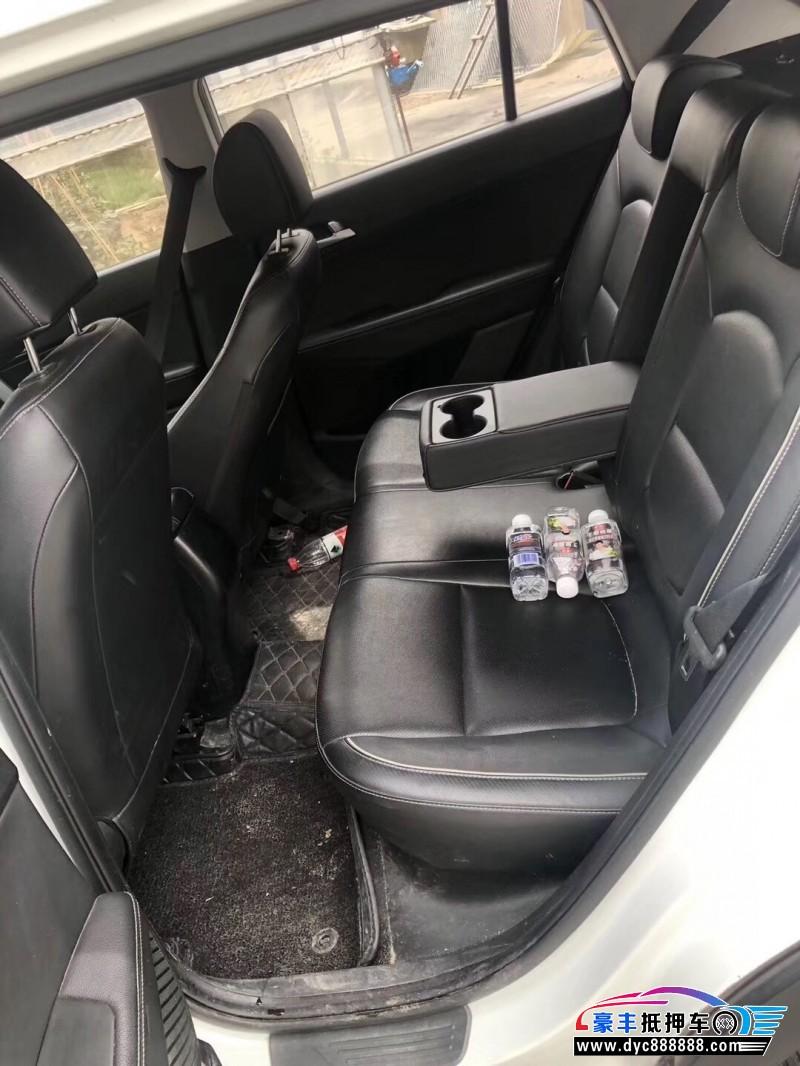 17年现代ix25SUV抵押车出售