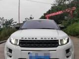 12年路虎揽胜极光SUV