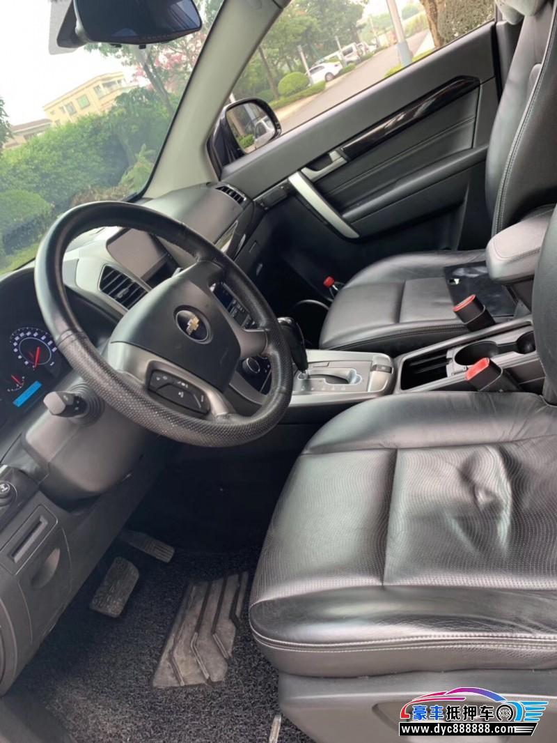 抵押车出售14年雪佛兰科帕奇SUV