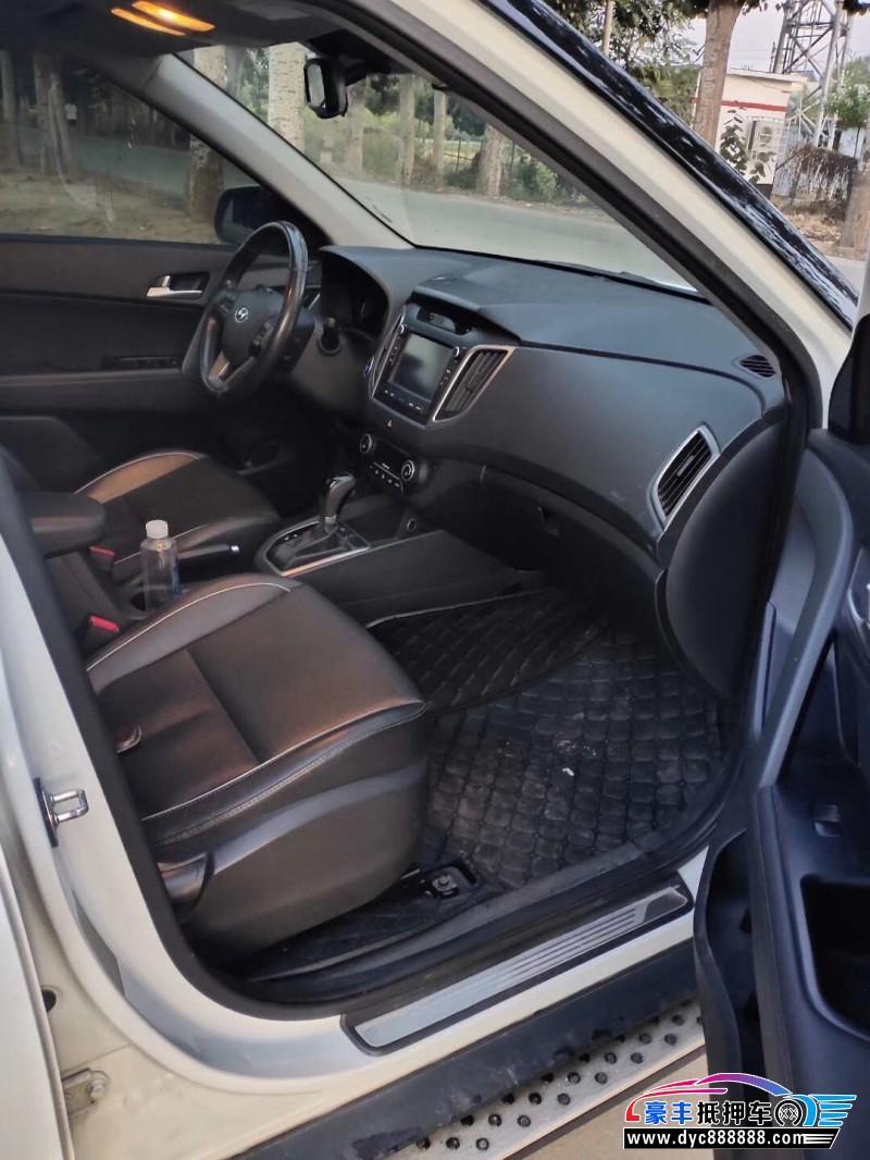 抵押车出售15年现代ix25SUV