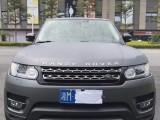 抵押车出售14年路虎揽胜运动SUV