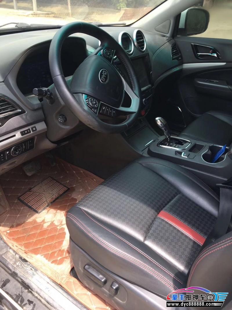 15年比亚迪比亚迪S7SUV抵押车出售