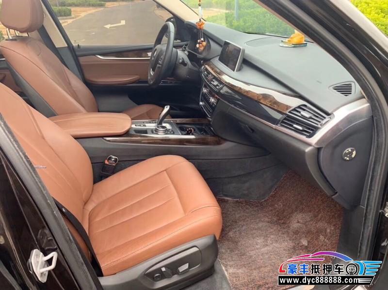 抵押车出售14年宝马X5SUV