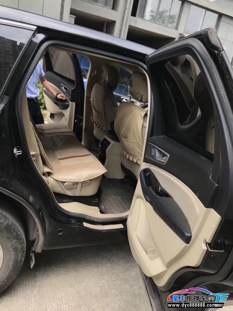 抵押车出售16年福特锐界SUV