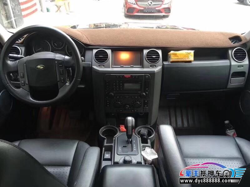 抵押车出售12年路虎发现4SUV