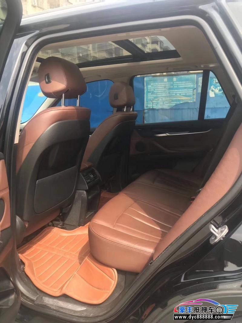 14年宝马X5SUV抵押车出售